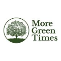 More Green Times logo