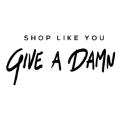 Shop Like You Give A Damn logo