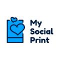 MySocialPrint logo