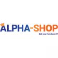 Alpha-Shop logo