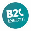 B2C Telecom logo