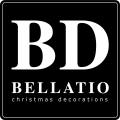 Bellatio-kerstversiering logo