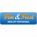 Bruiloft-feestwinkel logo