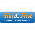Carnavalskostuumwinkel logo