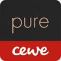 CEWE Fotoboek Pure logo
