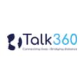 Talk360 logo
