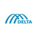 DeltaFiber logo