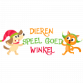 Dierenspeelgoedwinkel logo