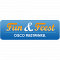 Disco-feestwinkel logo
