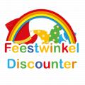 Feestwinkeldiscounter logo
