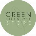 Green lifestyle store logo