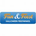 Halloween-feestwinkel logo