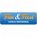 Hawaii-feestwinkel logo