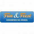 Kinderfeestjes-winkel logo