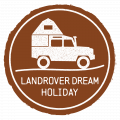 Landrover Dream Holiday logo