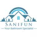 Sanifun Salledebain logo