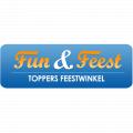 Toppers-feestwinkel logo