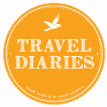 TravelDiaries logo