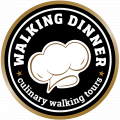 Walkingdinner logo