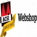 Webshop.acsi.eu logo
