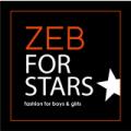 ZEB For Stars logo